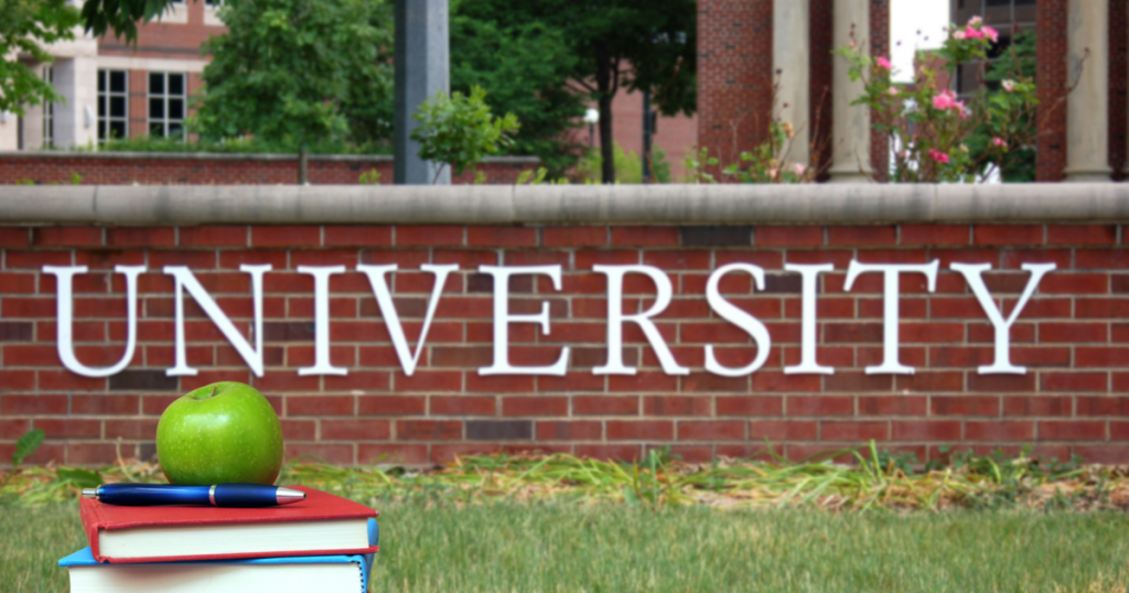 choosing a right college