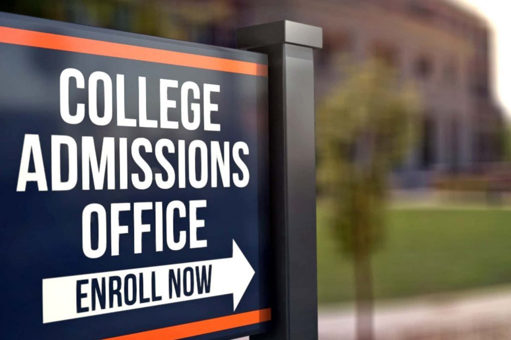 pro tips for college admission